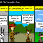 The Trouble With Zoos
